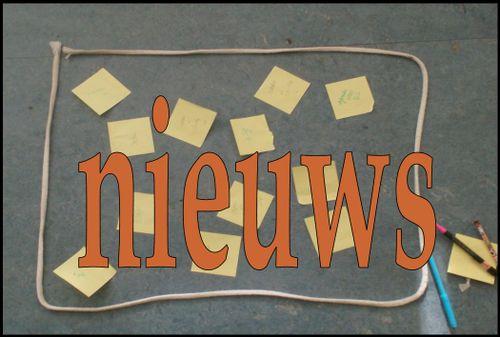 Nieuws site banner