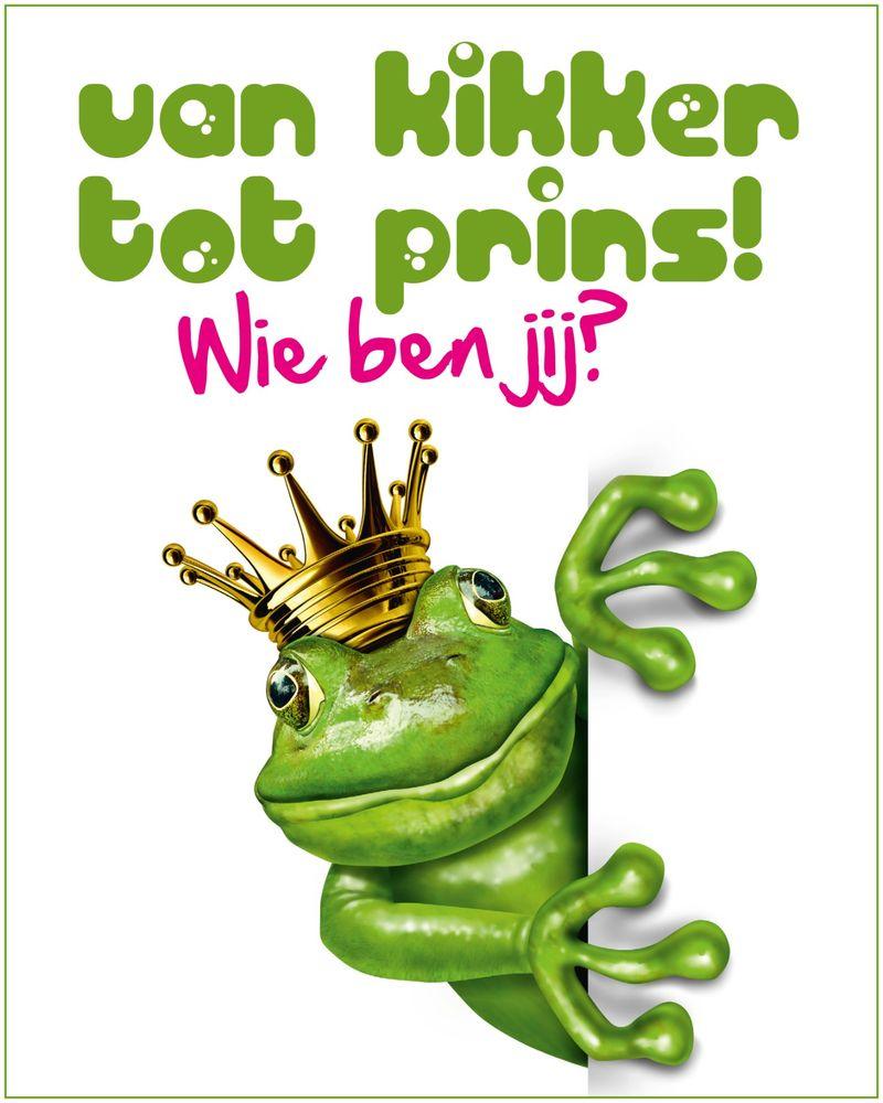 Voorstelling 'Van kikker tot prins!' 1
