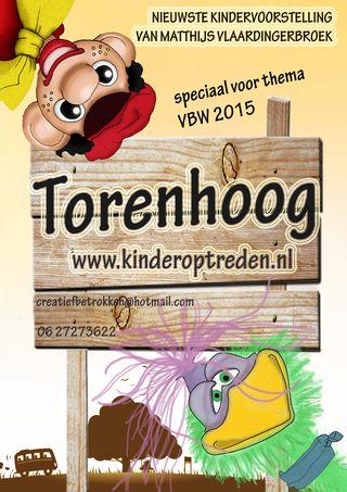 Torenhoog - poster
