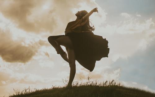Dansen met God