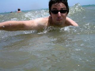 Bodysurfing